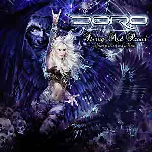 Doro Pesch - Cover Doro Pesch - Strong and Proud (c) Nuclear Blast (Warner)