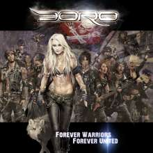 Doro Pesch - Cover Forever Warriors (c) Nuclear Blast, Germany (2018)