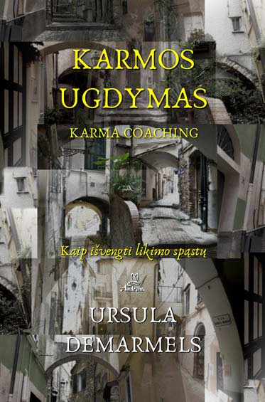 Book Cover: Ursula Demarmels - Karma-Coaching in Lithuanian Language