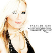 Doro Pesch - Cover Under my Skin (c) Afm Records (Soulfood)