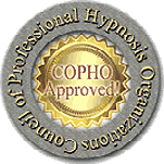 Logo, COPHO - Council of Professional Hypnosis Organizations, U.S.A.