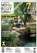 Ursula Demarmels in Watkins Mind Body Spirit Magazine Issue 46-2016(c) Watkins Books London