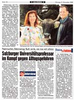 Salzburg-Krone: The New Dimension of Health. Univ.-Prof. Dr. Gerhard W. Hacker and Ursula Demarmels. (c) Salzburg-Krone, 2008.
