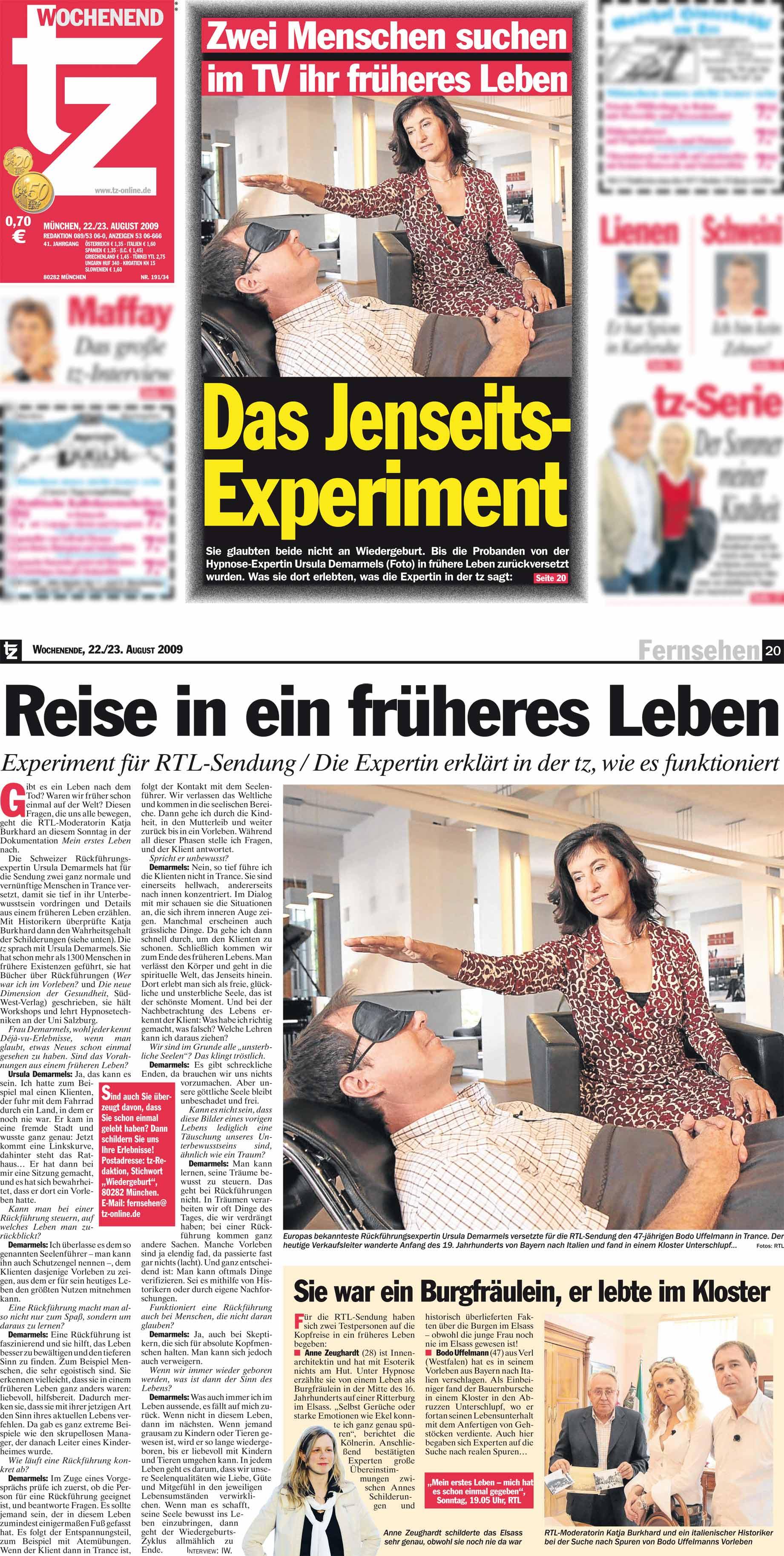 Münchner Tageszeitung